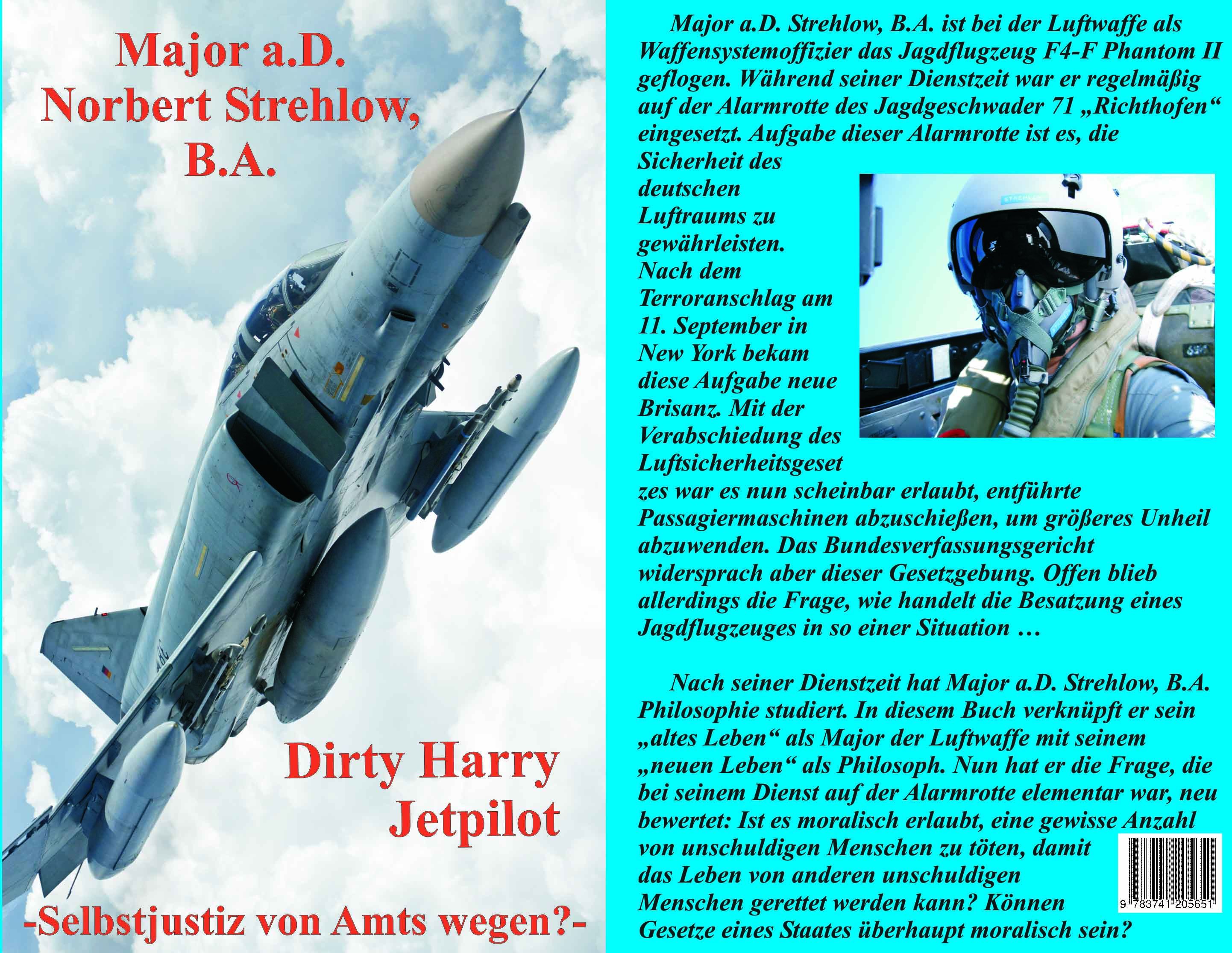 Buch Dirty Harry - Jetpilot